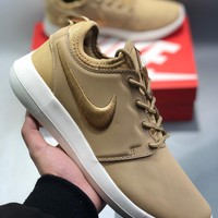 Nike ROSHE TWO LEATHER Men's and women's cheap nike shoe