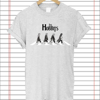 Score Hobbit Road popular item T Shirt Mens S-2XL and T Shirt Womens Size S-2XL by Dicakno