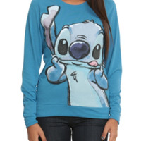Disney Lilo & Stitch Tongue Girls Pullover Top 3XL