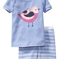 Old Navy Bird Graphic PJ Sets For Baby