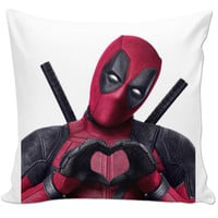 Deadpool pillow