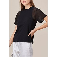 LNA India Short Sleeve Tee