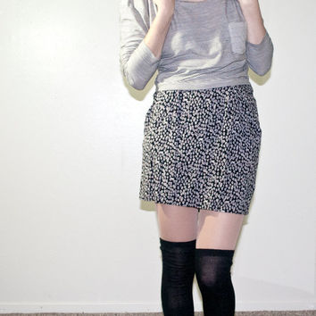 90s 1990s black purple lavender mini skirt high waisted goth soft grunge urban outfitters