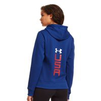 Under Armour Women's Charged Cotton Storm USA Hoodie