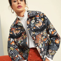 Botanical Jacket