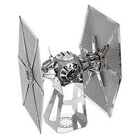Star Wars: The Force Awakens First Order TIE Fighter Metal Earth Model