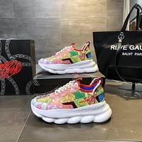 Versace Chain Reaction Sneakers #dsr102