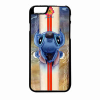 Lilo And Stitch Waiting For The Perfect Wave Disney iPhone 6 Plus Case