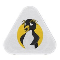 Rockhopper penguin cartoon bluetooth speaker