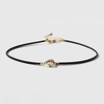 June Birthstone Choker