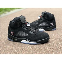 "AIR JORDAN 5 RETRO ""PARIS"""