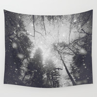 Will you let me pass II Wall Tapestry by HappyMelvin