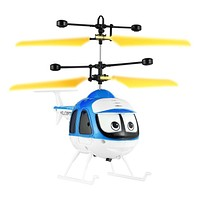 Upgrade Version Mini RC Helicopter Induction Flying Toys Remote Control Drone Aircraft For Kid Plane Toys Floating Toys Boy Gift