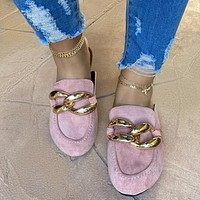 """STACY """"PINK"""" MULE"""