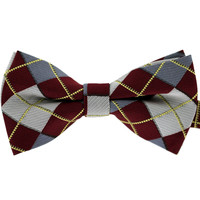 Tok Tok Designs Pre-Tied Bow Tie for Men & Teenagers (B52)