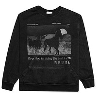 Graphic Crewneck - Best I Can 'Black'