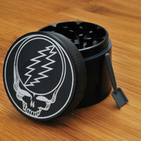 California Sea // Herb Grinder - 4 Piece 55mm - Grateful Dead Grinder