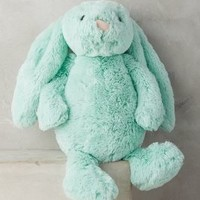 Long-Eared Bunny by Anthropologie in Mint Size: One Size Gifts