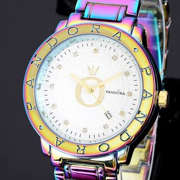 PANDORA 2019 new personality you wild fashion quartz watch