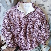 Flash Deal! Teddy Cozy Pullover