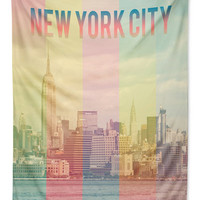 Deny Designs Catherine Mcdonald New York City Tapestry - Wall Art - Macy's