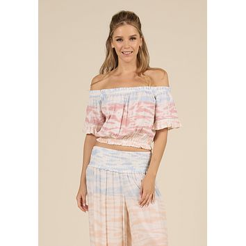 Ocean Drive Sunset Chaser Top