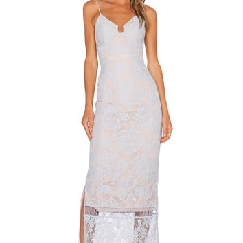 Style Stalker Visions Maxi Dress in Sky