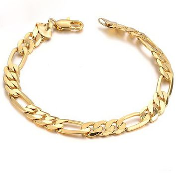 New Arrival Awesome Gift Stylish Shiny Hot Sale Great Deal Jewelry Accessory Strong Character Men Cool Bracelet [10783256771]