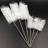 1 Sets of Packaging 32 cm 19cm Hookah Shisha Water Pipe 360 Cups Bottle Cleaning Brush Smoking Pipe Cleaners