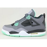 Best Deal AIR JORDAN 4 RETRO 'GREEN GLOW'