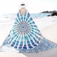 Beach Swimsuit Cover Up Tunic Beachwear Sarongs Womens Swimwear Swim Suit Cover Up Chiffon Wraps