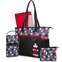Disney 5 in 1 Tote Diaper Bag, Mickey