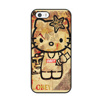 Obey Hello Kitty iPhone 5 5S Case