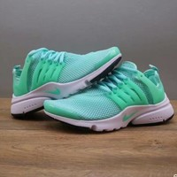 Nike Air Presto Woman Men Running Sneakers Sport Shoes Green G