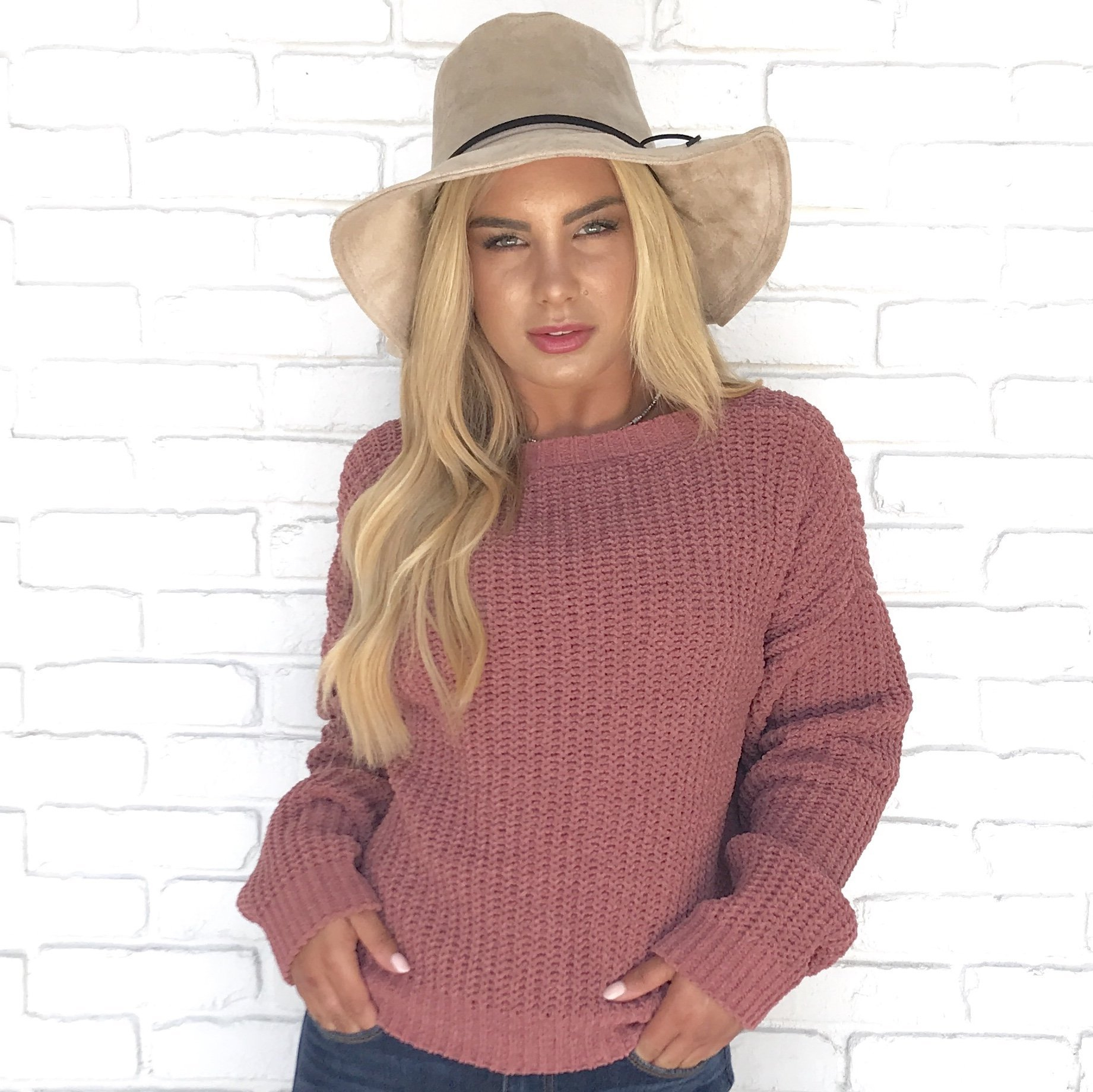 Image of See You At The Beach Floppy Hat
