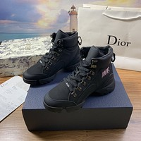 dior fashion men womens casual running sport shoes sneakers slipper sandals high heels shoes 379
