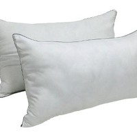 Set of 2 - Dream Deluxe - Ultimate Bed Pillows - Medium Density - Exclusively by Blowout Bedding RN# 142035 - Standard