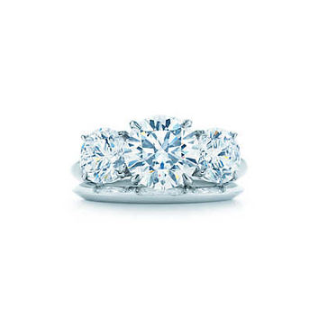 Tiffany Engagement Rings Round Round Brilliant...