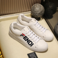 FENDI Women Men Casual Shoes Fashionable