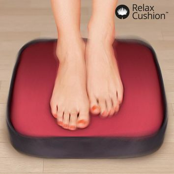 Relax Cushion Foot Massager-Warmer