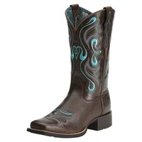 Ariat Women's Whimsy Boots - Fiddle Brown - 10014168
