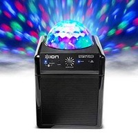ION Party Time Wireless Speaker System with Built-in Light Show
