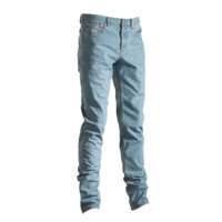 A.P.C. Petit New Standard (Washed Blue) - Mens