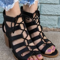Practically Magic Heeled Sandal