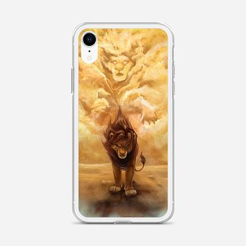 Lion King Stars iPhone XR Case