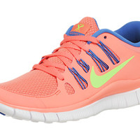 Nike Free 5.0+ Women's Shoes Pink/Blue/White/Lime