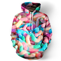 Sour Worms Hoodie
