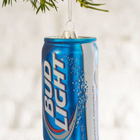 Bud Light Can Ornament - Urban Outfitters