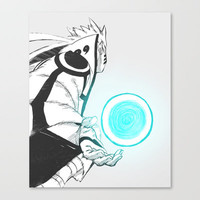 Naruto Stretched Canvas