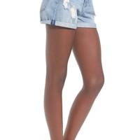 STS Blue Roll Cuff Shorts   Nordstrom